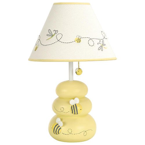 Amazon.com : Carters Bumble Lamp Base & Shade : Nursery Lamps : Baby
