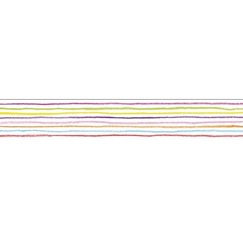 MT Washi Masking Tape Ex Color Pencil Border (MTEX1P78) Photo #3