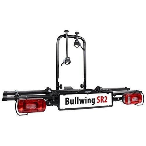 Bullwing - Porte-vélos attelage 2 vélos SR2
