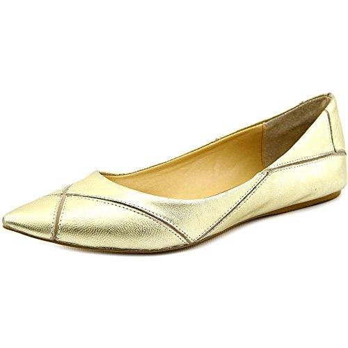 Steven Steve Madden Evoque Mujer US 7 Oro Zapatos Planos