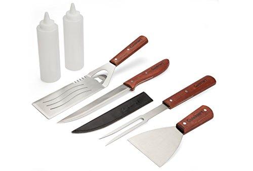 Cook Spatula - Cuisinart CGS-6005 Teppanyaki Tools Set for Hibachi Grilling