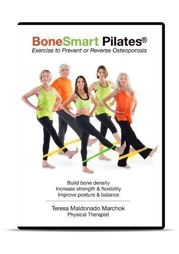 BoneSmart Pilates DVD Exercise Osteoporosis Improve product image