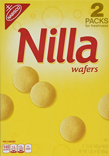 Nabisco Nilla Wafers - 2/15 oz.