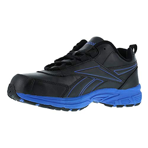 Black Steel Athletic Toe Oxford Mens Reebok blue Ateron Leather Work KF13lJTc