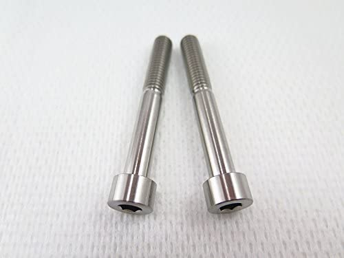 GR.5 10Pcs M8 x 20 Titanium Ti Socket Cap Head Bolts Allen Hex Screw