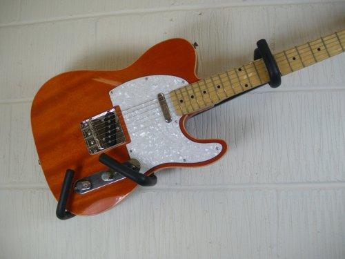 Boston FCE Support Mural Pour Guitare Horizontal Amazonca - Porte guitare mural