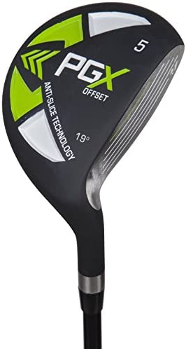 Pinemeadow PGX Offset Golf Fairway Woods