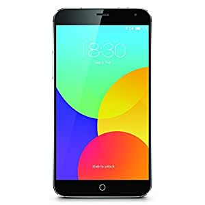 "Meizu MX4 - Smartphone libre Android (pantalla 5.36"", cámara 20.7 Mp, 32 GB, Quad-Core 2.25 GHz, 2 GB RAM), gris (importado)"