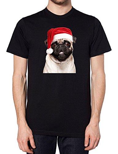 FunkyShirt  T-Shirt Gr. Large, schwarz