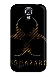 Herbert Mejia's Shop 8419800K63065691 Galaxy S4 Well-designed Hard Case Cover Biohazard Protector