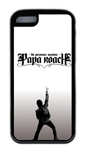 iphone-5c-case-iphone-5c-cases-stylish-black-soft-rubber-case-cover-for-iphone-5c-papa-roach-new-arr