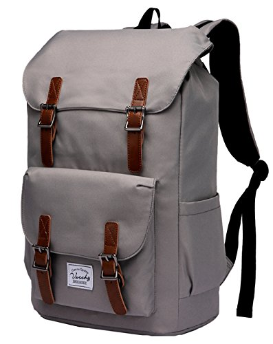 Full Sized Canvas Backpack - 9