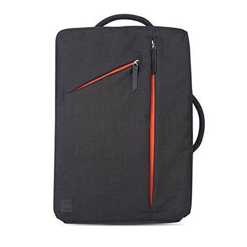 Moshi Venturo Backpack - Fits up to 15'' Laptop - Charcoal Black - 99MO077001 by Moshi