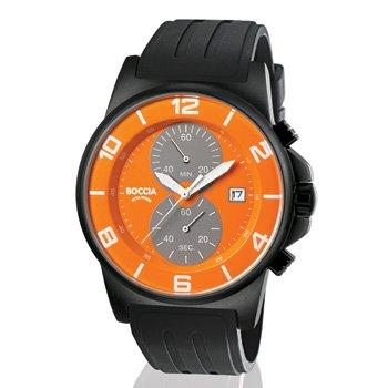 3777-18 Boccia Titanium Watch
