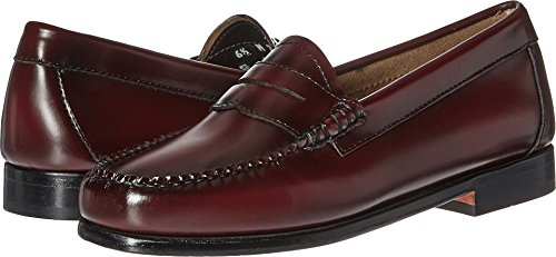 G.H. Bass & Co. Women's Whitney Penny Loafer, Cordovan, 8 M US from G.H. Bass & Co.