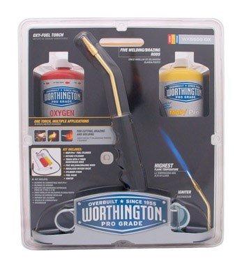 WORTHINGTON CYLINDER 335595 Cutting, Welding & Brazing, Oxygen, Hand Torch Kit
