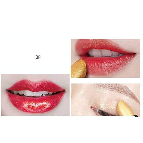 Herramienta nbsp;labios Nuevo Impermeable Barra nbsp;labios nbsp;duracion nbsp;de Terciopelo G nbsp;de nbsp;maquillaje nbsp;duradero nbsp;larga Brillo Pintalabios UAFWwPqOA