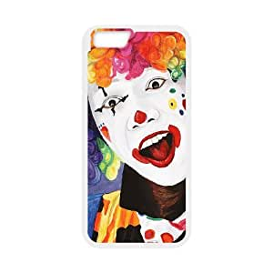 """TOSOUL Cover Shell Phone Case Clown For iPhone 6 Plus (5.5"""")"""