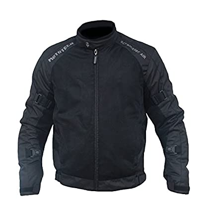 Mototech Scrambler Air Motorcycle Jacket