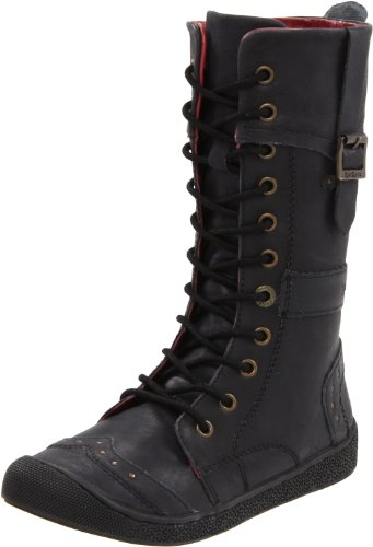 Kickers Kid's Sister Boot (Toddler/Little Kid) - stylishcombatboots.com