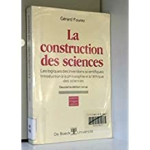 La construction des sciences
