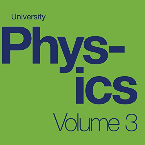 University Physics Volume 3