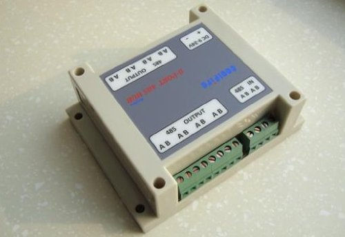 Gowe Industrial grade 8 Port RS485 bidirectional sharing RS-485 HUB 485 distributor Repeater by Gowegroup (Image #1)