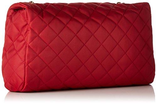 Liu Jo Tulipano Padded - Bolsos bandolera Mujer Rojo (Lacca)