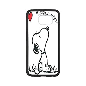 Best Phone case At MengHaiXin Store Snoopy Pattern 5 For Samsung Galaxy S6