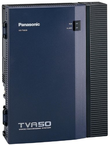 New Panasonic High Quality BTI Panasonic Voice Mail 4 Ports Expandable To 24 1024 Mailboxes by Panasonic