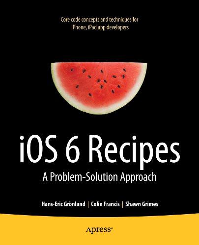 Download iOS 6 Recipes: A Problem-Solution Approach Pdf