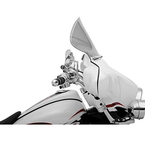 Klock Werks Flare Windshield - 11.5