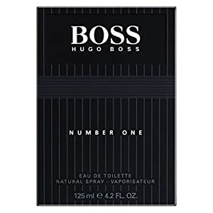 Boss By Hugo Boss Number One For Men Eau De Toilette Spray 4.2 Ounces