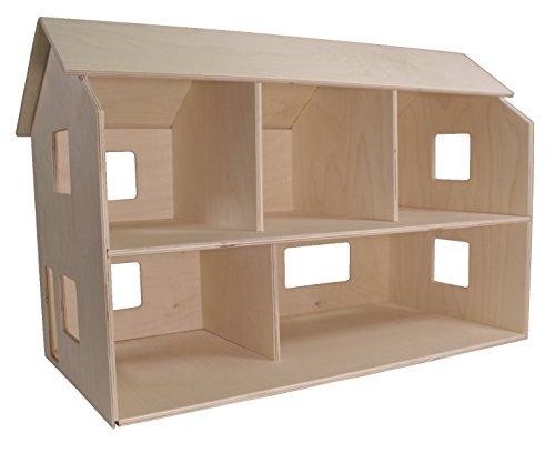(Childcraft 252363 Classic Dollhouse, 19.5