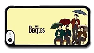 Beatles Hard Plastic Protective Case Cover For Iphone 6 plus (5.5) (WCA Custom Designed)