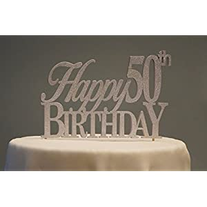 Cake Decorating 50th