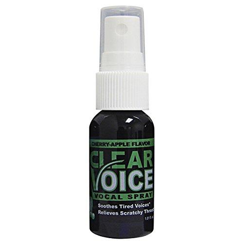 Clear Voice Vocal Spray Cherry Apple -- 1 fl oz - Vocal Blend