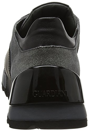 One Guardiani Grigio Low Women's Alberto Trainers 85 Grey wqHYdR