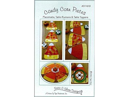 (Susie C Shore Designs Candy Corn Pieces Pattern)