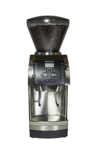 Baratza Burr Coffee Grinder (With Free 4 ounce Silver Canyon Coffee) (Vario 886)