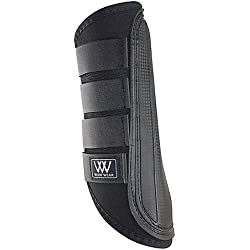 WOOF WEAR Single Lock Brushing Boots Large Hunter