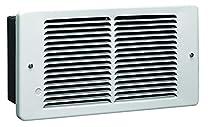 KING PAW2022-W 2250-Watt 208-Volt Pic-A-Watt Wall Heater, White,