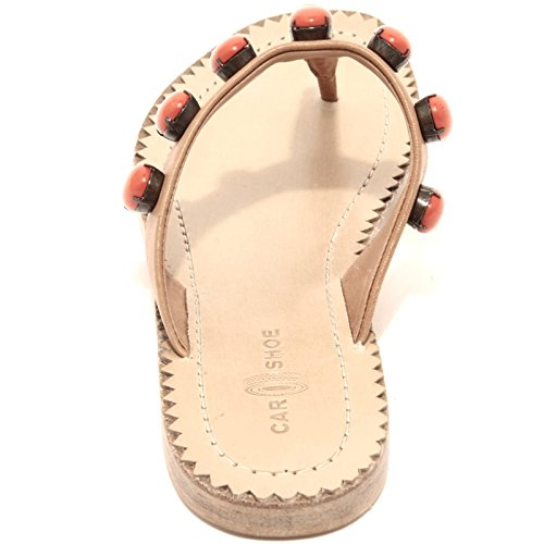 Car Cuoio Sandalo Nappa Shoes 92952 Shoe Donna Aviator Ciabatta Scarpa Women Infradito rwRrqSP