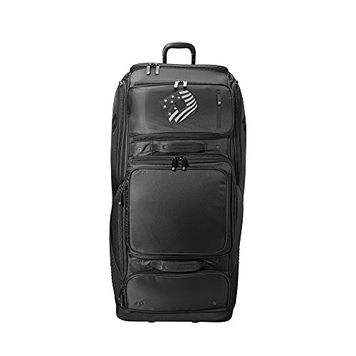 DeMarini Special Ops Spectre Wheeled Bag - Black