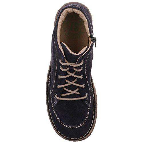 Seibel Damen Sneakers Hohe Neele Blau 01 Josef FpSwvv