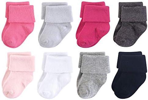 Luvable Friends 3 Pack Short Socks product image