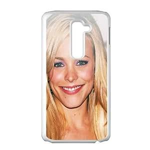 LG G2 Cell Phone Case White Rachel Mcadams Film Girl Face VIU984459