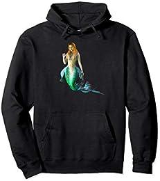 Mermaid Pullover Hoodie