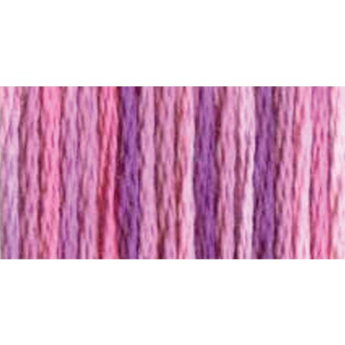 DMC 417F-4260 Color Variations Six Strand Embroidery Floss, 8.7-Yard, Enchanted