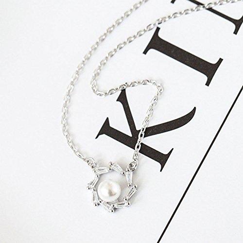 GTHYUUI 1 Pcs Beautiful Elegant Sun Flower Necklace Best Birthday Gifts for Women Ladies Girls